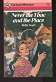img - for Never the Time and the Place (Harlequin Romance, 2752) book / textbook / text book