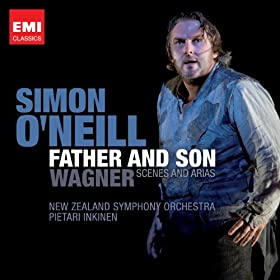 Father And Son - Wagner Scenes And Arias [+Digital Booklet]