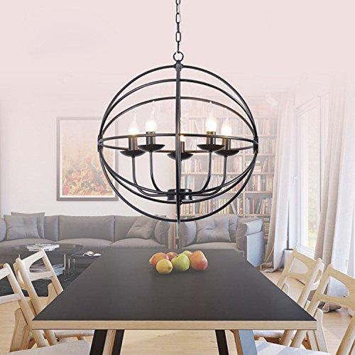 zqqxdesign-moderno-elegante-cucina-soggiorno-lampadario-pranzo-candela-a-forma-di-globo-nero-lampada