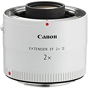 Canon EF 2.0X III Telephoto Extender for