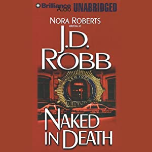 Naked in Death Audiobook