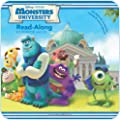 Monsters University Books