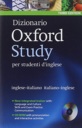 Oxford study dictionary 2012 Con CD ROM PDF