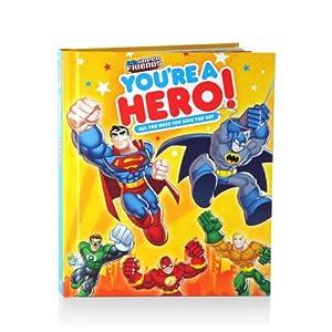 Hallmark Recordable Book KOB9051 You're A Hero!