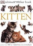 Ultimate Sticker Book: Kitten (Ultimate Sticker Books)
