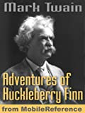 The Adventures of Huckleberry Finn. Illustrated. (mobi)