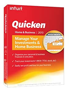 Intuit Quicken Home and Business Software for 2013 (419797)