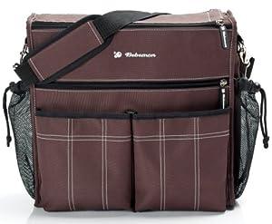 Bebemon Urban Xl - Bolso cambiador, color marrón marca Bebemon en BebeHogar.com