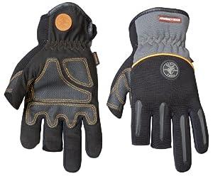Klein Tools 40034 Journeyman Pro Framer Work Gloves, Medium