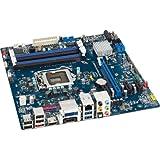Intel Desktop Motherboard LGA1155 DDR3 1600 MicroATX - BOXDH77EB