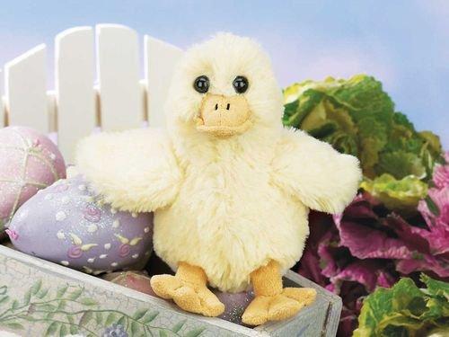 "Bearington Bear QUACKERS Duck Easter Spring #4506 6"" - ""I quack"""
