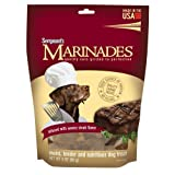 Sergeant's Marinades Infused Dog Treat Mesquite
