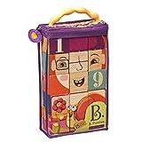 B. Toys : Bloques de madera (15 Piezas)