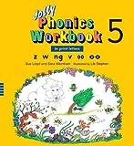 Jolly Phonics Workbook 5 (1844141020) by Lloyd, Sue