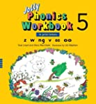 Jolly Phonics Workbook 5: In Print Le...