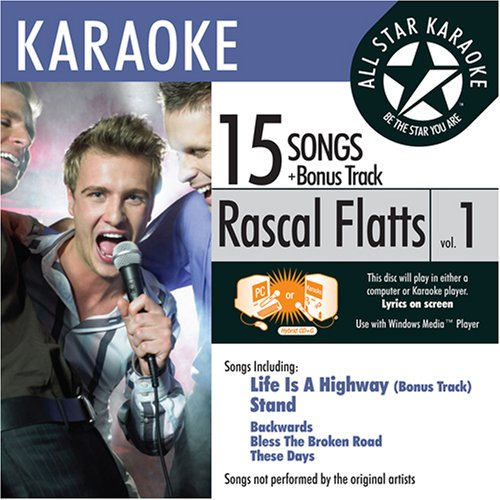 Rascal Flatts - Rascal Flatts_ Greatest Hits Vol. 1 - Zortam Music