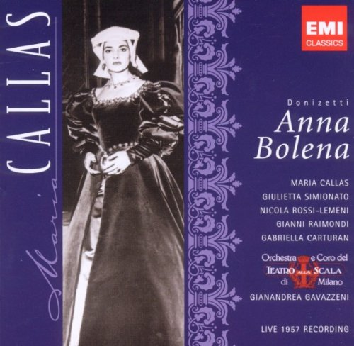 Anna Bolena - Donizetti - CD