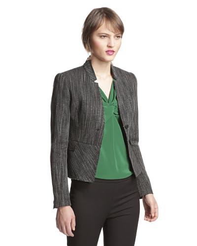 Elie Tahari Women's Martina Jacket  [Black Multi]