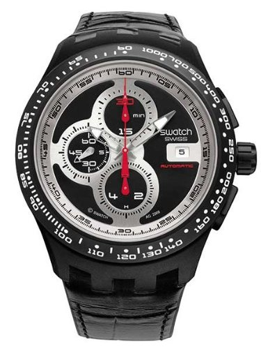 Swatch Men's CHRONO AUTOMATIC Watch SVGB400