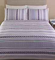 Jacquard Print Bedset