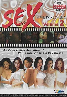 Philippine Cinema Sex Vol.2 - Joyce Jimenez, Katya Santos, Maui Taylor and many more