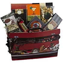 Art of Appreciation Gift Baskets Handymans Toolbox of Treats Gift Bag Tote
