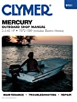 Mercury Outboard Shop Manual 3.5-40 H...