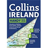 Handy Road Atlas Ireland (Collins Handy Road Atlas Ireland)by Collins Uk
