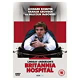 Britannia Hospital  [ NON-USA FORMAT, PAL, Reg.2 Import - United Kingdom ]