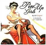 img - for Pin Up Girls 2011 Wall Calendar book / textbook / text book