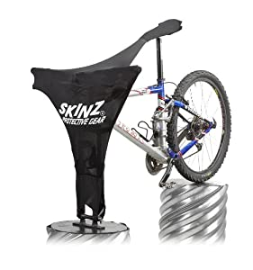 Skinz Protective Gear Mountain Bike Fork Mount Protector by Skinz Protective Gear