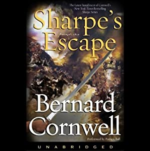 Sharpe's Escape: Book X of the Sharpe Series | [Bernard Cornwell]