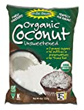 Let's Do...Organic Shredded Coconut, Food Service Size, 22-Pound Bag