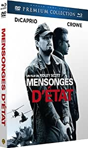Mensonges d'état [Combo Blu-ray + DVD]