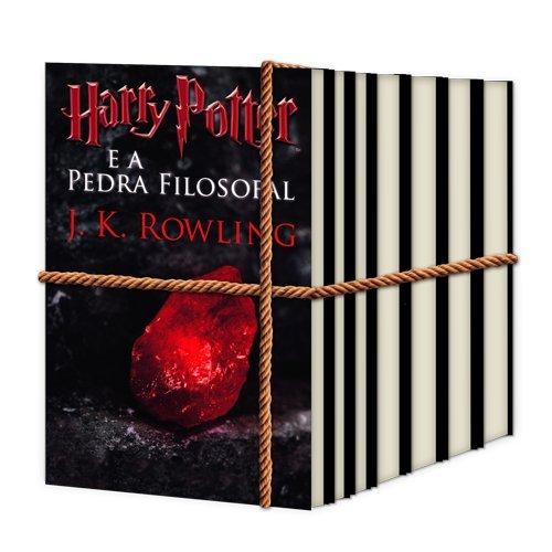 J. K. Rowling - A coleção completa de Harry Potter