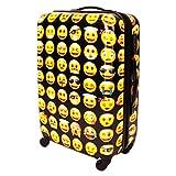 Emoji Hartschalen Koffer