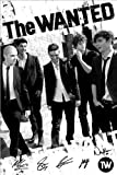 Music - Pop Posters: The Wanted - Black And White - 91.5x61cm