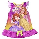 (ディズニー) Disney ちいさなプリンセス ソフィア ネグリジェ アンバー パープル 90cm 2歳 2T 【並行輸入】
