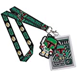 Funko Lanyard: Star Wars - Boba Fett Action Figure