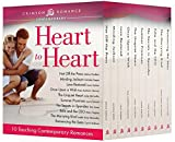 img - for Heart to Heart: 10 Touching Contemporary Romances book / textbook / text book