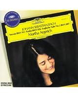 J. S. Bach : Toccata BWV 911 - Partita BWV 826 - Suite anglaise n° 2 BWV 807