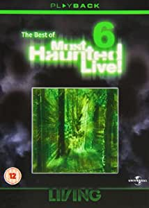 Most Haunted Live: Best Of - 6 [DVD]
