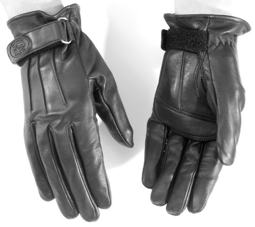 River Road Women's Laredo Gloves - X-Large/Black
