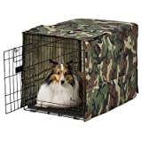 MidWest Camouflage Crate Cover, 30-Inches