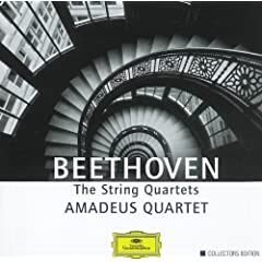 Ludwig van Beethoven: String Quartet No.6 in B flat, Op.18 No.6 - 3. Scherzo (Allegro)