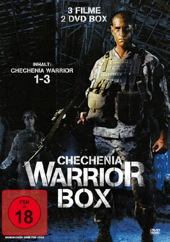 Chechenia Warrior Box (4 Filme auf 2 DVDs)