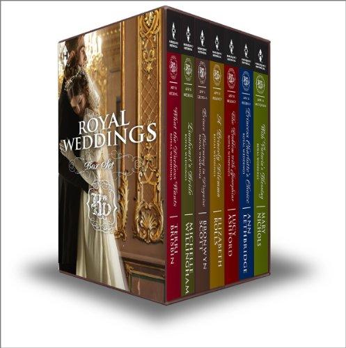 Bronwyn Scott, Elizabeth Rolls, Lucy Ashford, Michelle Willingham, Terri Brisbin  Ann Lethbridge - Royal Weddings Bundle