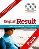 Mark Hancock English Result: Upper-Intermediate: Teacher's Resource Pack with DVD and Photocopiable Materials Book: General English four-skills course for adults