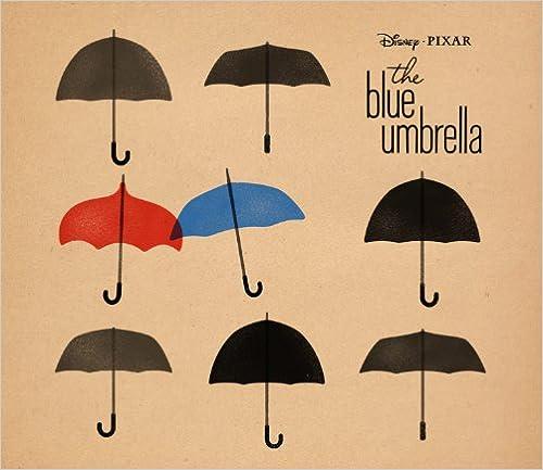 Blue Umbrella Disney The Blue Umbrella Disney Book