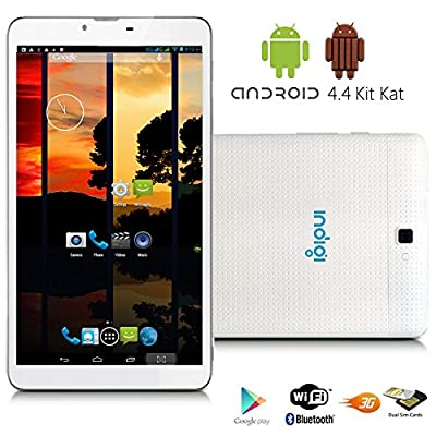 "Indigi® Phablet 7"" Android 4.4 Kitkat 3G Tablet Phone - GSM Unlocked - AT&T / T-Mobile - by Indigi"